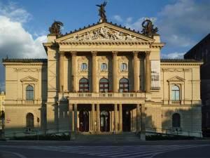 L'Opéra d'État de Prague et sa célèbre troupe de ballet