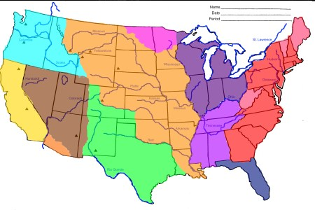 united states westward expansion map quotes