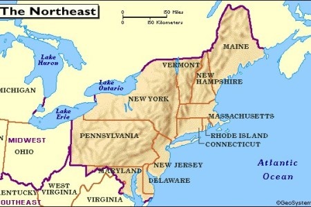 northeast states abbreviations images