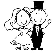 disegno-di-sposi-da-colorare