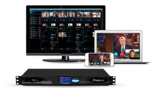 Quicklink TX and Skype controller software