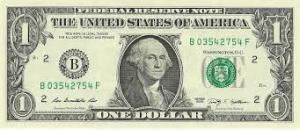 The history of the dollar