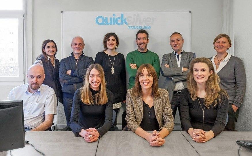 QuickSilver Translate Team