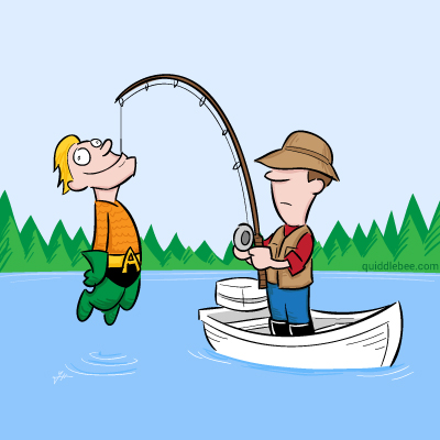 Hero on a Hook