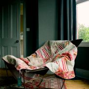 The Original Summery Patchwork Quilt