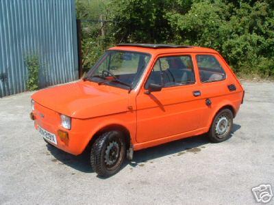 Fiat 126 @ www.quirkycars.net