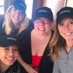 Look! They sent us hats! :)