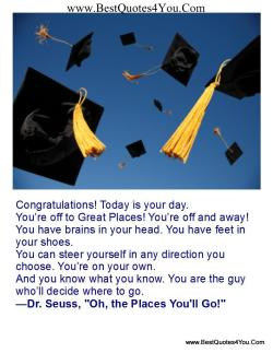 Small Of College Graduation Quotes