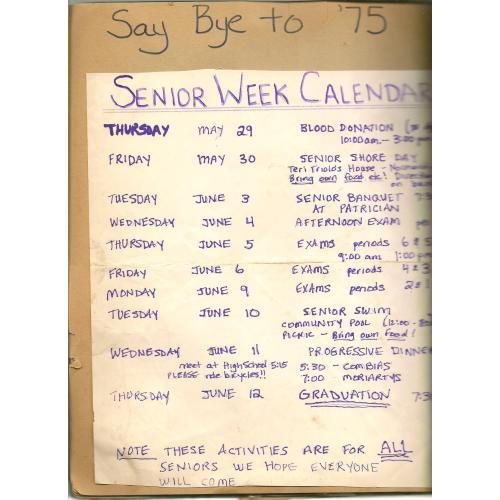 Medium Crop Of Senior Year Quotes