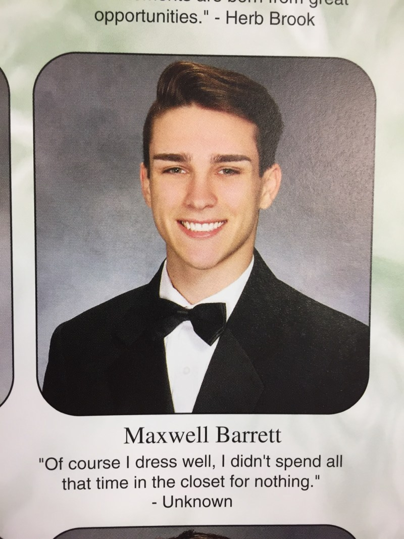 Large Of Senior Year Quotes
