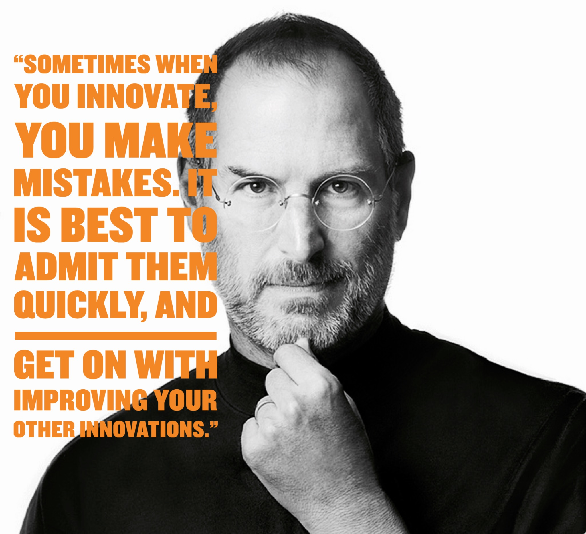 have it. The most inspiring Steve Jobs quotes on work, design, life ...