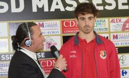 Video intervista esclusiva ad A. Addiego Mobilio dopo Massese - Sestri Levante 4 - 1 del 26/03/17
