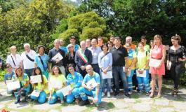 """Montignoso ha..""""fame """"di sanità e l'Associazione sanitaria Solidarietà è progresso  con la giornata di prevenzione ci ha dato una grossa mano.  Lo ha detto il sindaco Lorenzetti. Ribadita anche l'importanza del 118."""