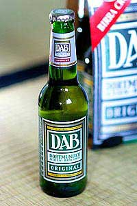 Beer: DAB Original