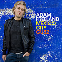 V/A - Mexico City: Adam Freeland