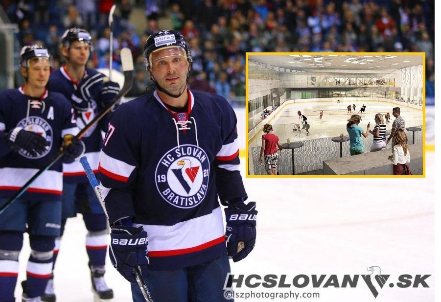 Ľubomír Višňovský a LBG Aréna