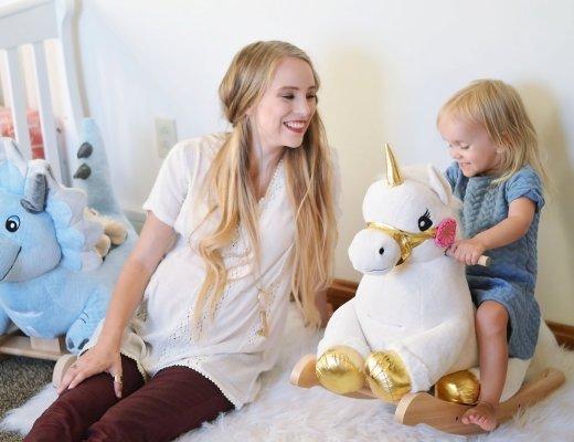 Top five big ticket nursery essentials by Rachael Burgess