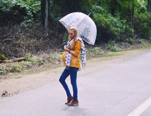 Fall Style Staples by fashion blogger Rachael Burgess