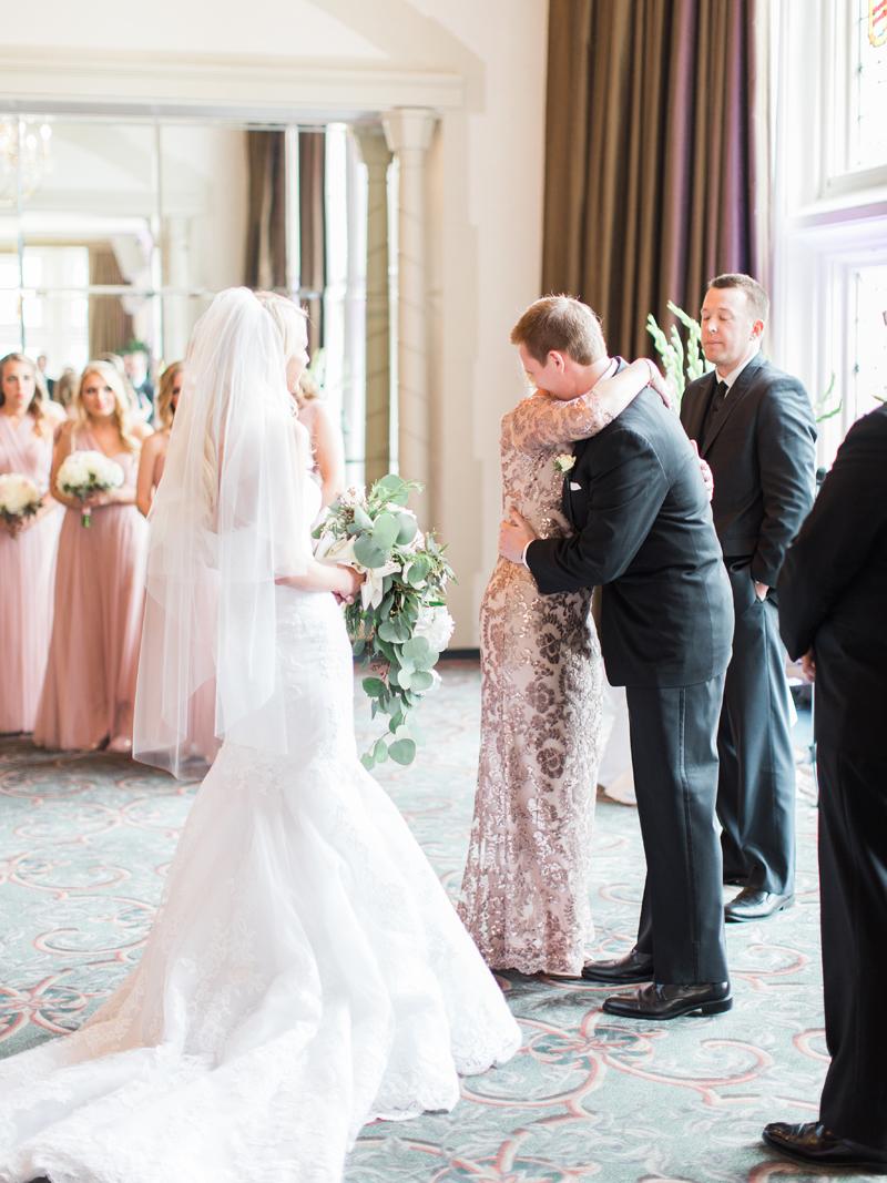 bKristine + Mike Wedding Day-540
