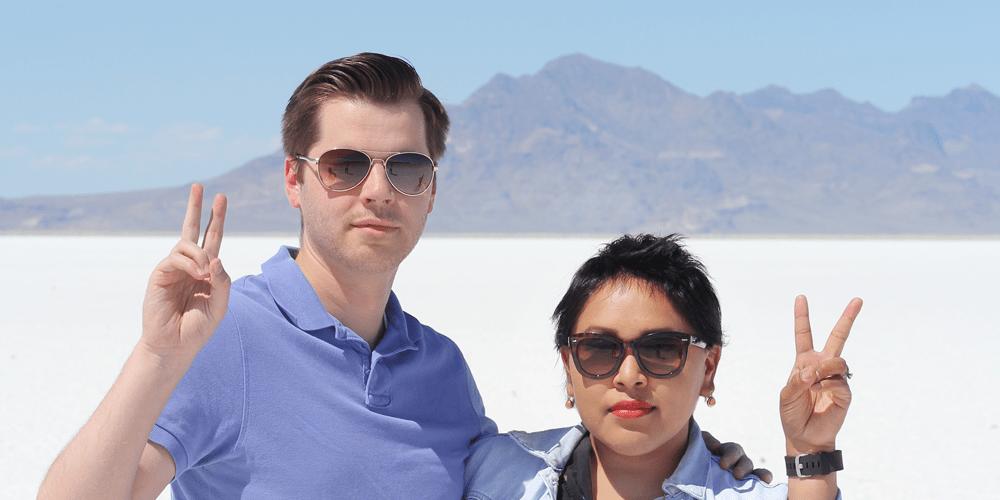 Exploring Utah: The Salt Flats