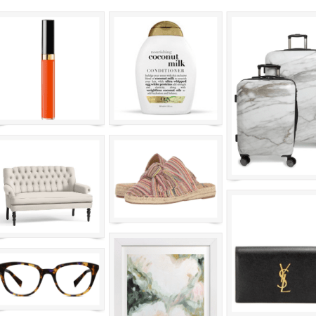april picks, makeup, trends, luggage, best luggage, YSL clutch