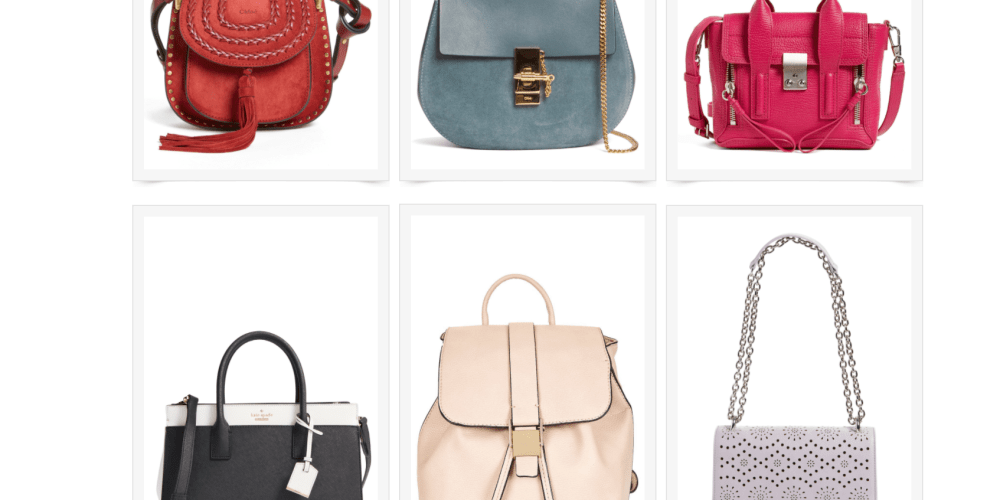 Nordstrom Half-Yearly Sale: Bags