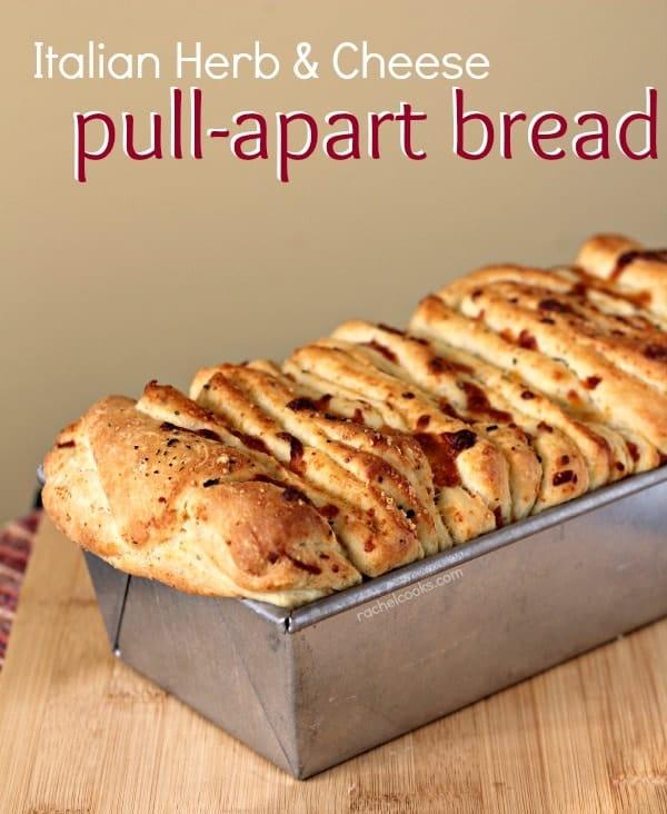Paleo Pull-Apart Easter Blossom Bread