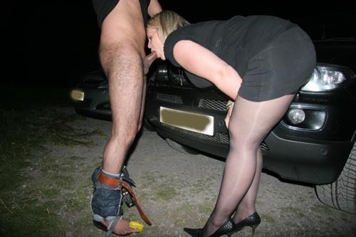 Dirty uk mature dogging slut - 1 part 5