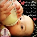 Milk sharing - donor breast milk story