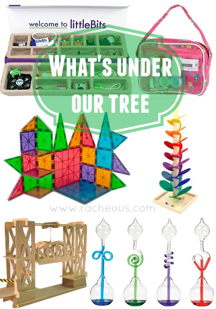 What's under our tree