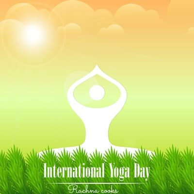 Yoga – A Personal Tale #InternationalYogaDay
