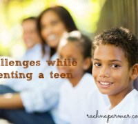 challenges while parenting a teen