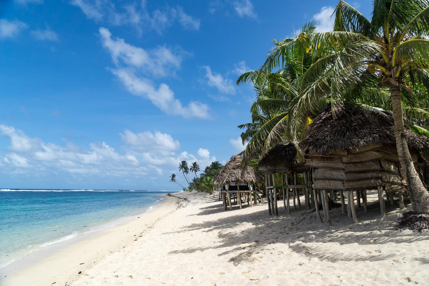 Samoa FaoFao Beach Fale