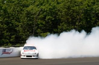 2012_Pocono_June_NASCAR_Sprint_Cup_Series_Race_Reed_Sorenson_Spins