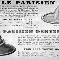 Les naïves et les capotes au XIXè siècle