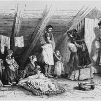 Brève. La vie quotidienne d'un ouvrier au XIXème siècle. Le logement.