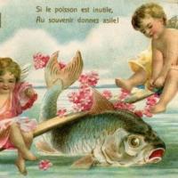 Le poisson d'avril, même avant c'était déjà pas très drôle