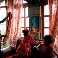 Kumaris, les déesses vivantes du Népal