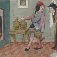 Les recettes médiévales à picoler au coin du feu