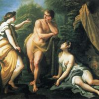 Phryné, la prostituée sauvée par sa poitrine
