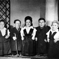 La famille Ovitz, victime d'expérimentations médicales par les nazis