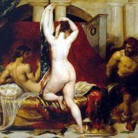 Candaule, le roi à l'origine d'une pratique sexuelle