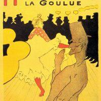 La Goulue, célèbre danseuse du Moulin-Rouge