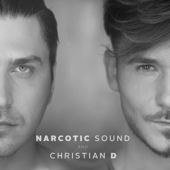 Narcotic Sound and Christian D - Te-Iubesc-Artwork-1440