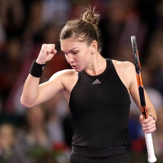 Simona Halep Fed Cup 2015