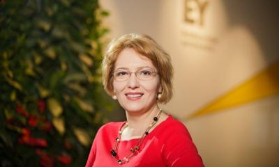 Elena Badea, Head of Marketing, EY Romania