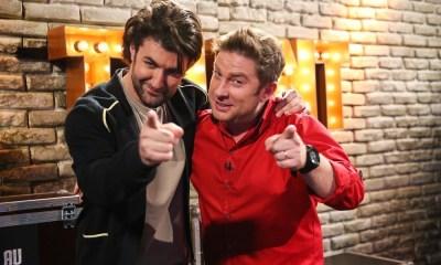 Smiley si Pavel Bartos- ROMANII AU TALENT, PRO TV