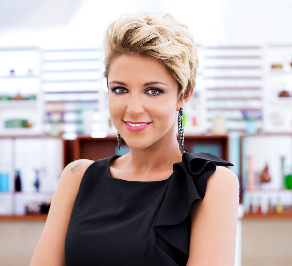 Cine este Simona Pope, juratul din show-ul culinar BAKE OFF ROMÂNIA?
