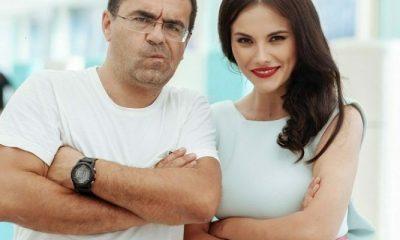 Mihai Margineanu si Nicolle Stanese - BAKE OFF ROMANIA