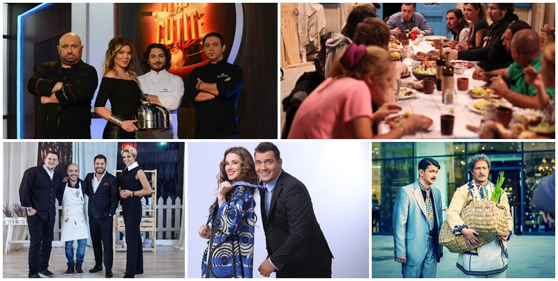 AUDIENTE TV COLAJ RADAR DE MEDIA